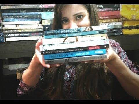 BOOK TAG - Perfect (Ed Sheeran) Sonho Lindo de um Leitor #5