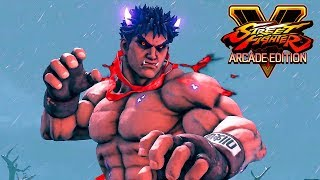 Street Fighter 5 Arcade Edition - KAGE Reveal Trailer (Season 4) @ 1080p (60ᶠᵖˢ) ᴴᴰ ✔