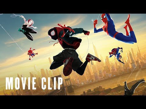 SPIDER-MAN: INTO THE SPIDER-VERSE - Gotta Go Clip - At Cinemas Now Mp3