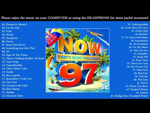Various Artists  - NOW That's What I Call Music 97 Album Review   2017 - Bene Mr