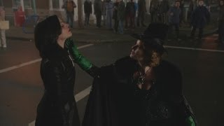 Once Upon A Time 3x16 Evil Queen Vs The Wicked Witch