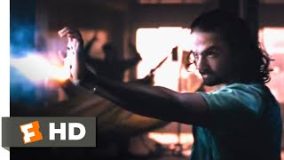 Upgrade (2018)   The Warehouse Fight Scene (510) | Movieclips