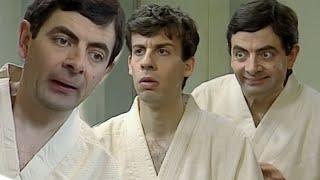 KARATE Bean | Mr Bean Funny Clip | Classic Mr Bean