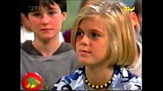 1998 :: Aaron Carter :: TiVi Interview 1/2