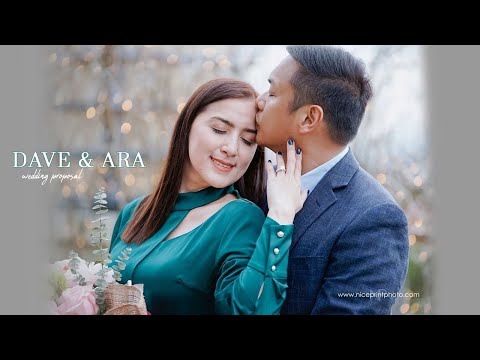 Ara Mina & Dave Almarinez Proposal Video