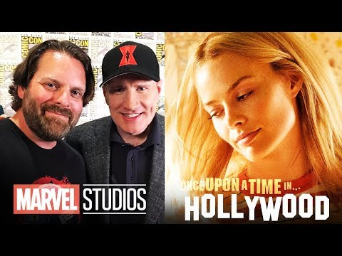 Once Upon A Time in Hollywood, The Boys, Comic Con! - The Beard & The Bald