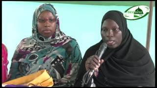 Séminaire Saloum :DEFINITION LA ILAHA ILA ALLAH - Sokhna Ndeye Amy Mbaye H.A