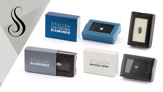 New Packaging for Stuller Diamonds® and Notable Gemstones™