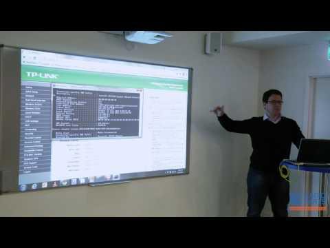 Doss Security Training - IP CCTV - YouTube