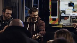 Jamie Dornan - The Fall Crew say Goodbye