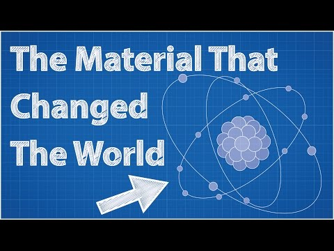 Aluminium - the material that changed the world.