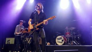 "Franz Ferdinand ""Do You Want To"" Orange Peel Asheville, NC 5/26/2017"