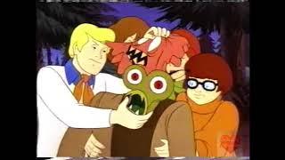 Scooby-Doo | Bumpers | 2000 | Cartoon Network