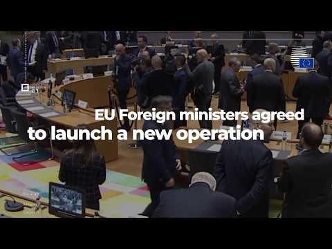 New EU mission to monitor Libya's UN arms embargo