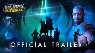 STAR WARS: JEDI TEMPLE CHALLENGE trailer