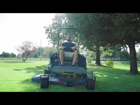 2021 Spartan Mowers RT-HD 61 in. Kawasaki FX801V 25.5 hp in Georgetown, Kentucky - Video 1