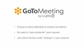 Official GoToMeeting Help