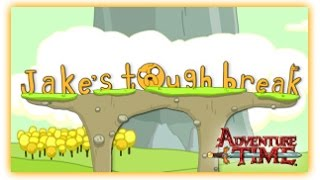 Adventure Time - Jake's Tough Break [ Full Games ] - Adventure Time Games ᴴᴰ