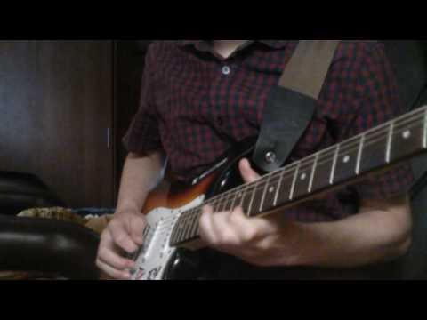 Сектор Газа - Дурак(Если бы не было вина) (Guitar Cover)