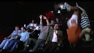 [HD] Simulator Ride (Mr. Bean)