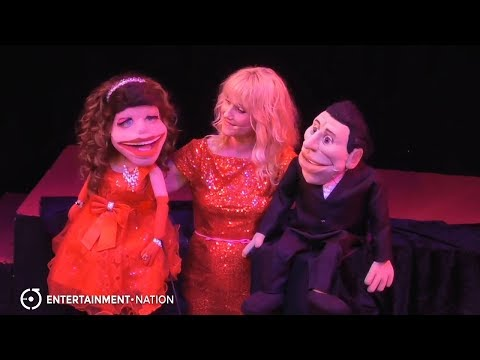 Louise Ventriloquist - Singing Academy Show