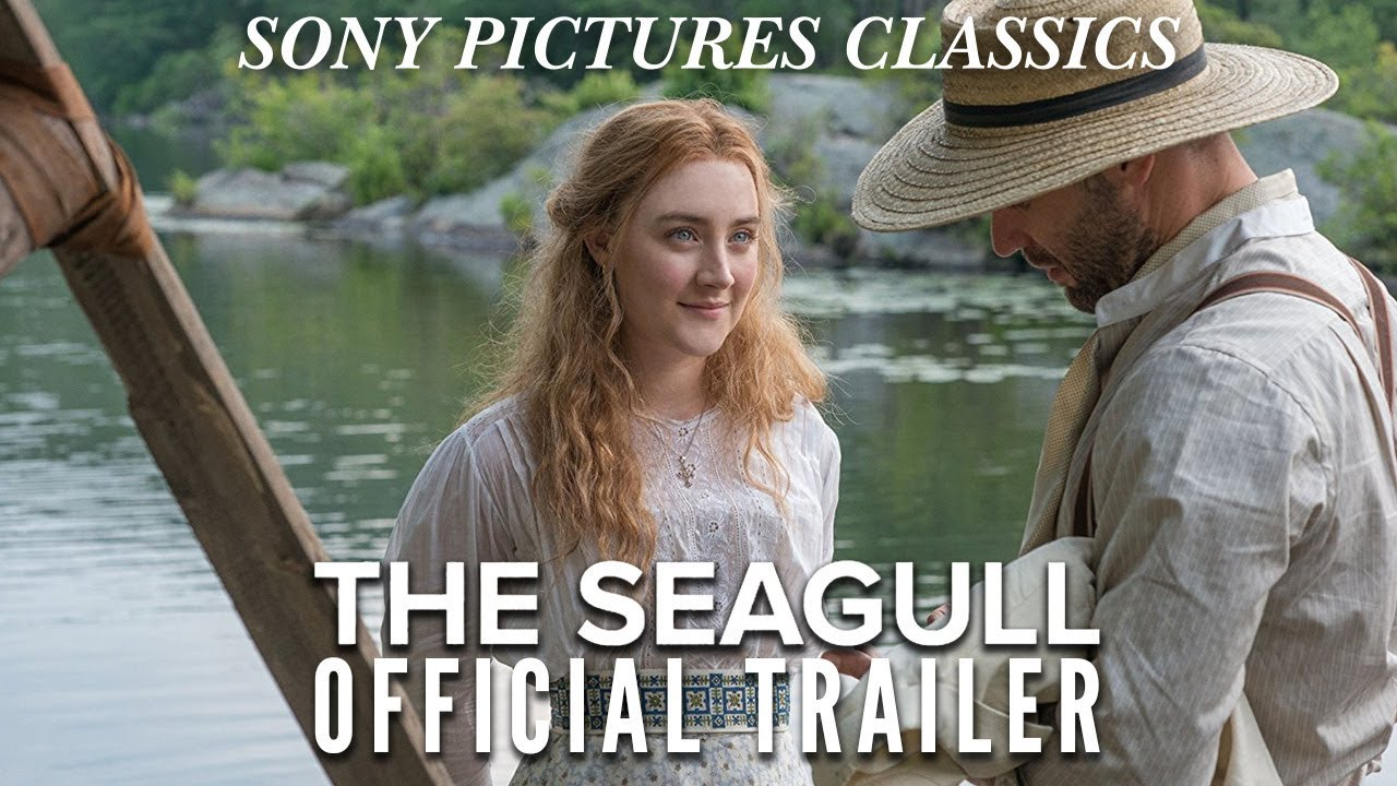 >The Seagull | Official Trailer HD (2018)