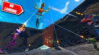 Can You WIN FORTNITE WITHOUT LANDING in 2019?