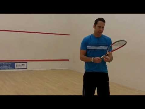 Tecnifibre Carboflex 125, 130 and 140 Squash Rackets Review by PDHSports.com