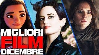 TOP 5 FILM AL CINEMA - Dicembre 2016 [HD]