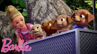 приключения щенка 🐶💕 Barbie Россия 💖мультфильмы для детей 💖Отрывки из фильмов Барби
