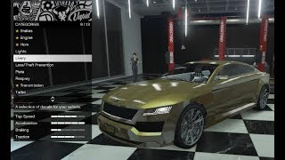 GTA 5   DLC Vehicle Customization (Ubermacht Revolter) And Review