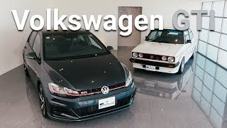Volkswagen GTI - Dos generaciones, una leyenda   Autocosmos