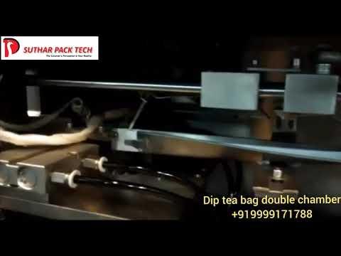 Dip Tea Bag Packing Machines