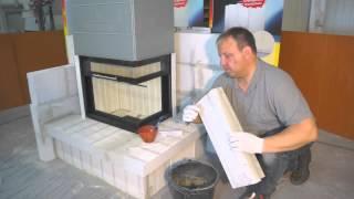 SILCA feuerfeste Dämmstoffe Isolierplatten für den Kamin  und Kachelofenbau (Calciumsilikat)