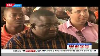 CS Eugene Wamalwa dismisses claims of a possible crisis if elections aren't held afresh