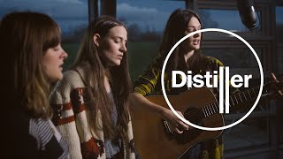 The Staves - Open | Live From The Distillery