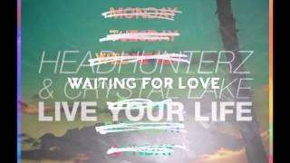 Waiting For Love vs Live Your Life [Martin Garrix Mashup] [Sziget Festival 2015]