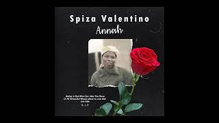 SPIZA VALENTINO   ANNAH (AUDIO)