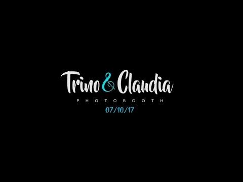 Photobooth Trino y Claudia