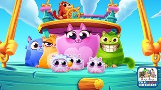 Cookie Cats Pop - Rescuing Kittens and Eating Cookies, All In A Day's Work (iOS/iPad Gameplay)
