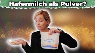 Hafermilch Pulver im Test: DIE Lösung für Faule?   Frollein Elli