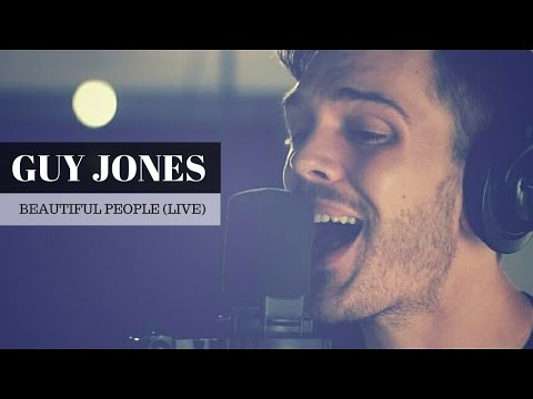 Guy Jones - Beautiful People (Live at White Room Studios)