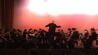 HSN Symphonic Orchestra: Allegretto from Symphony No. 7- Ludwig van Beethoven