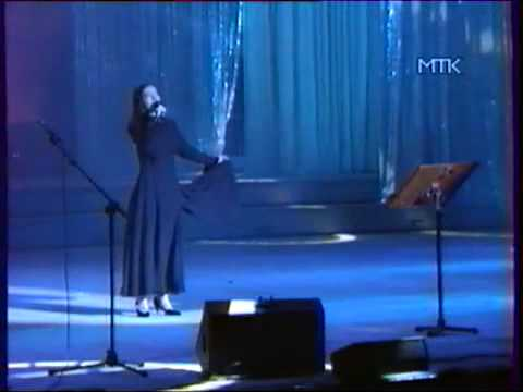 Светлана Ханок - Прекрасная Дама ( в цвете ), 1996 год.