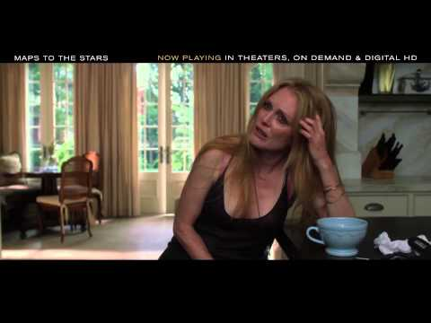 Maps to the Stars (Clip 'Are You Okay?')