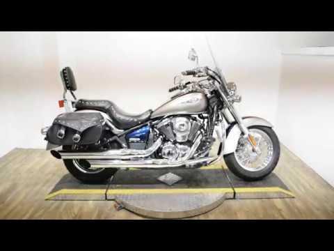 2006 Kawasaki Vulcan® 900 Classic LT in Wauconda, Illinois - Video 1