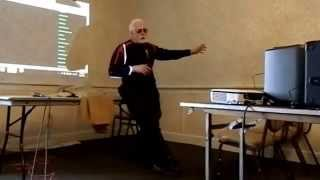 J. G. Hertzler (Martok Star Trek) Acting A Klingon and Avery Brooks