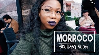 """MOROCCO - DAY 1: """"They Keep Trying To Scam Us""""...HOLIDAY VLOG!!"""