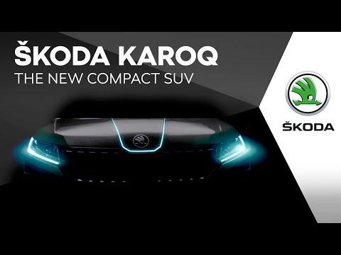 Skoda  Karoq Паркетник класса J - рекламное видео 1