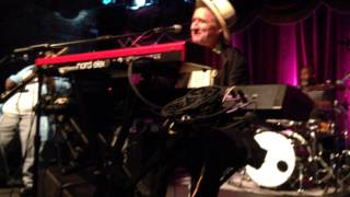"""""""When You Get Back"""" Jon Cleary & The Absolute Monster Gentlemen @ Brooklyn Bowl,NYC 5-27-2015"""